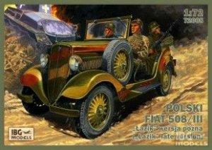Polski FIAT 508/III Lazik late version  (Vista 1)