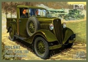 Polski FIAT 508/III Furgon (Wagon)  (Vista 1)