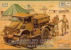 Chevrolet C15A No.11 Cab Watertank  (Vista 1)