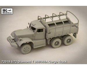 Diamond T 968 cargo truck  (Vista 2)