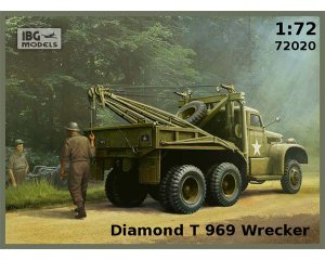 Diamond T 969 Wrecker  (Vista 1)