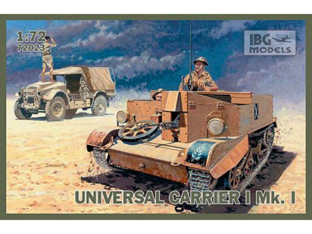 Universal Carrier I Mk.I  (Vista 1)