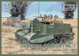 Universal Carrier I Mk.I with Boys AT ri  (Vista 1)