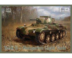 Toldi II Hungarian Light Tank  (Vista 1)