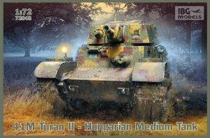 41M Turan II - Hugarian Medium Tank  (Vista 1)