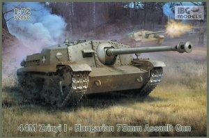 44M Zrinyi I - Hungarian 75mm Assault Gu  (Vista 1)