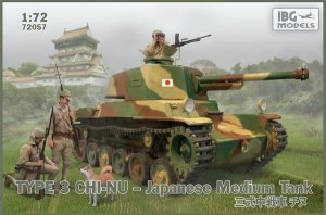Type 3 Chi-Nu Japanese Medium Tank  (Vista 1)