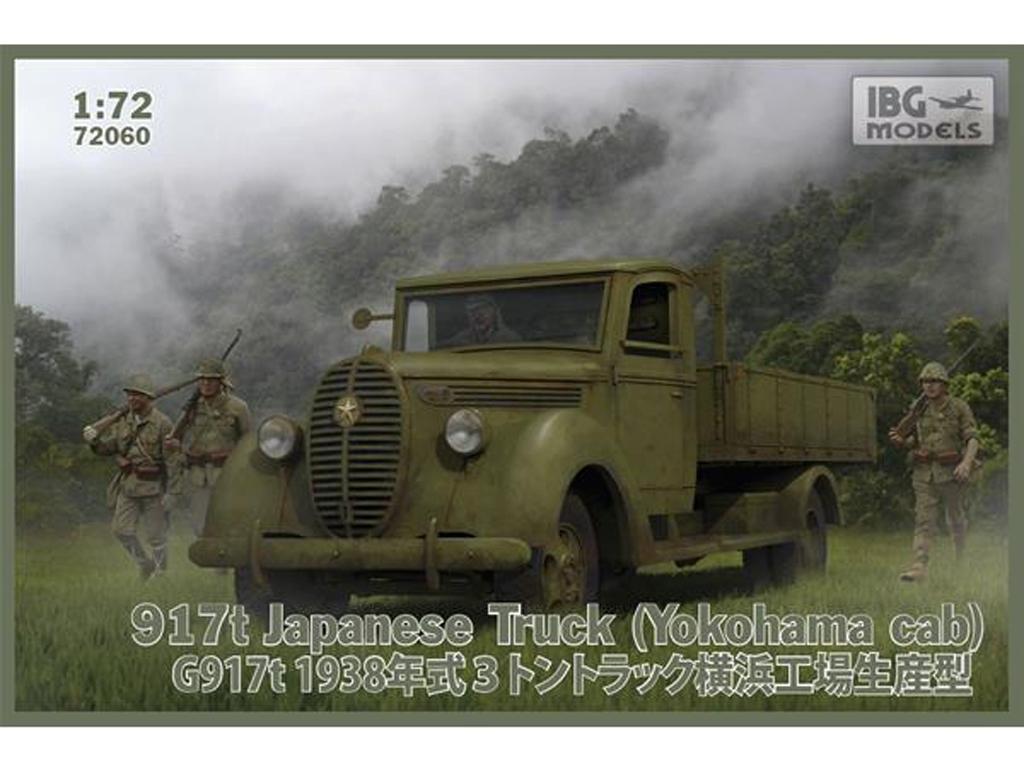 917t Japanese Truck  (Vista 1)