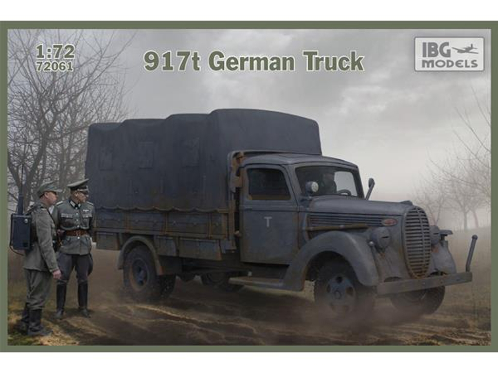 917t Camion Aleman  (Vista 1)