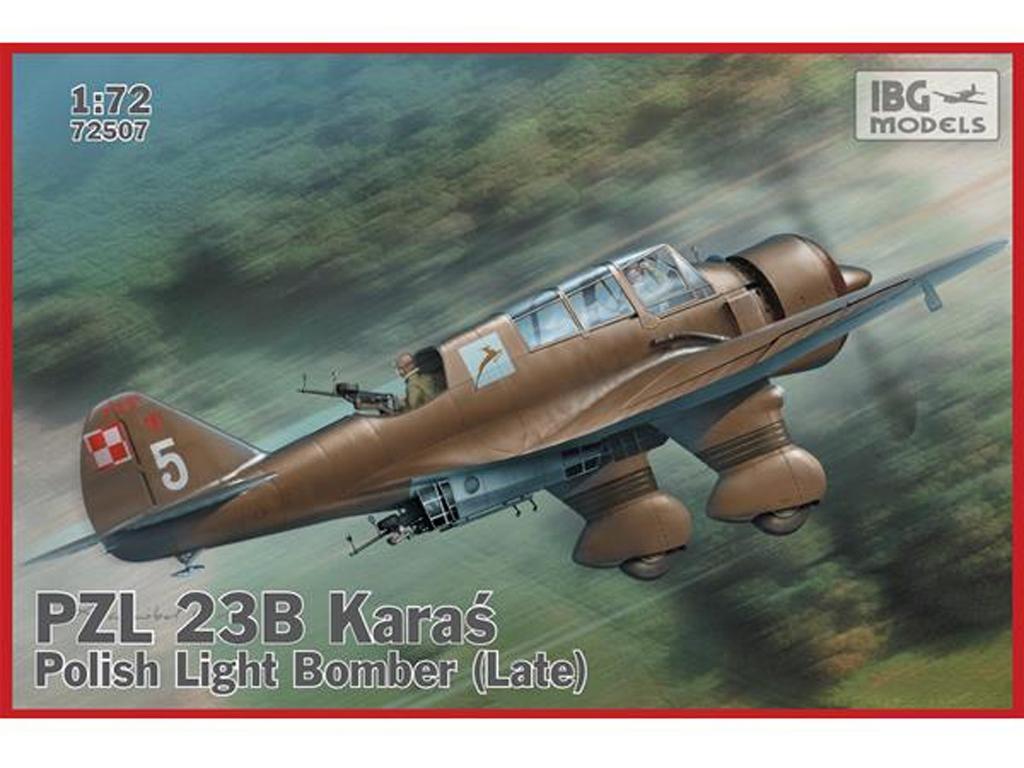 PZL. 23B Karas - late production  (Vista 1)