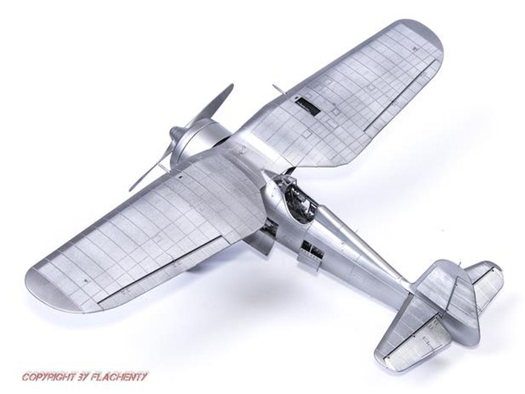 PZL P.11c Polish Fighter (Vista 2)