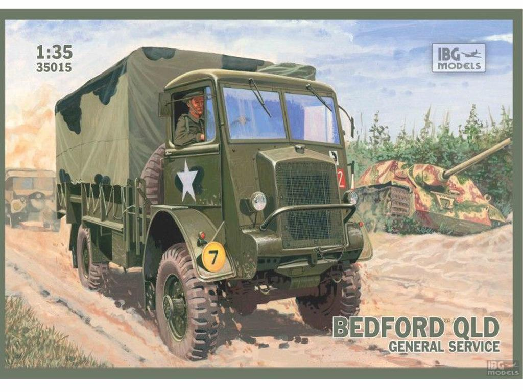 Bedford QLD General Service (Vista 1)
