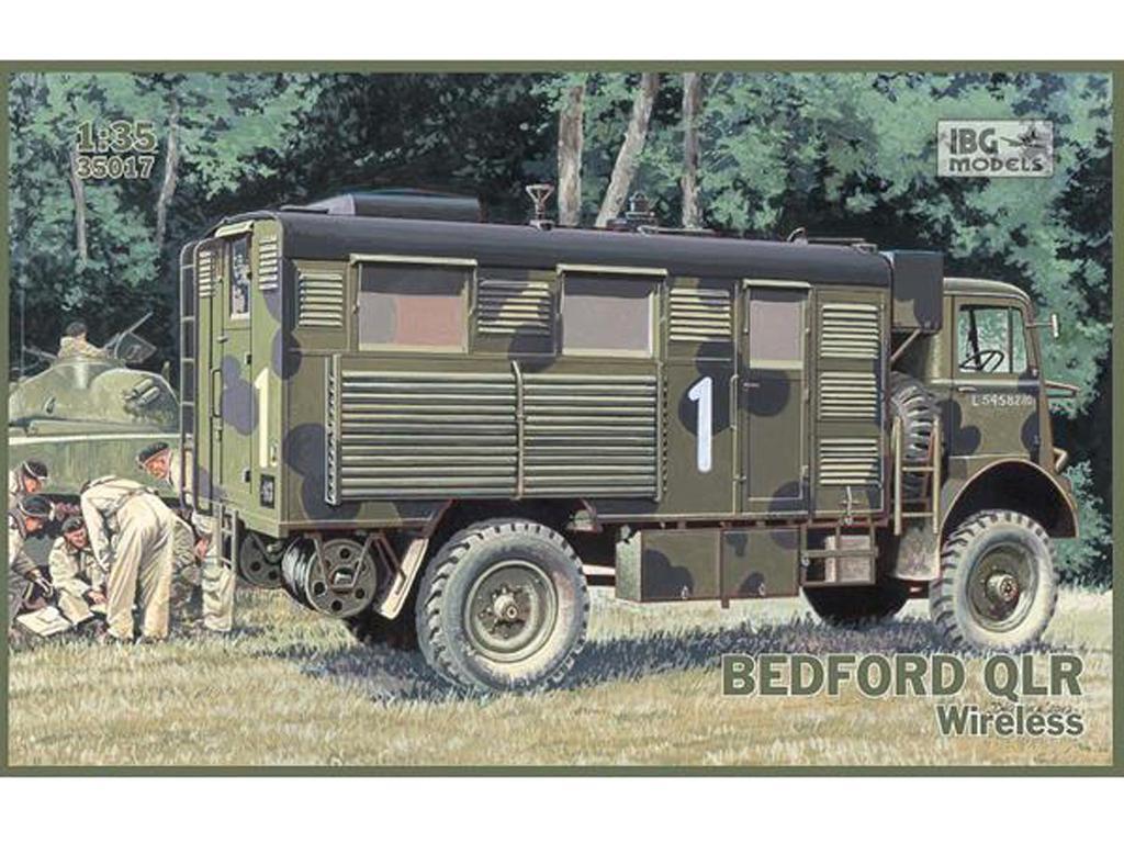 Bedford QLR Wireless (Vista 1)