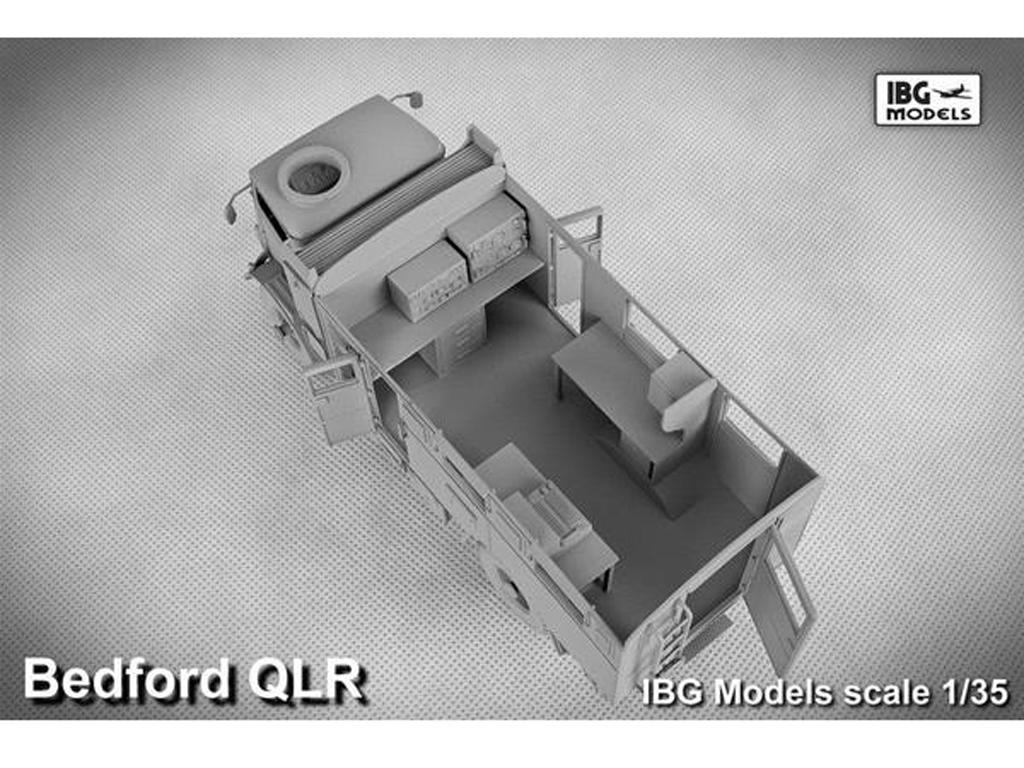 Bedford QLR Wireless (Vista 3)