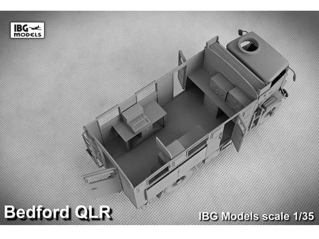 Bedford QLR Wireless (Vista 4)