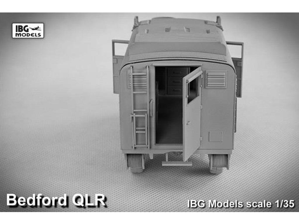 Bedford QLR Wireless (Vista 5)