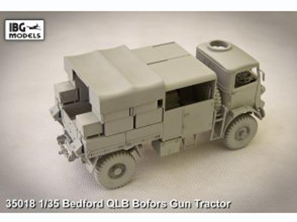 Bedford QLB - Bofors Gun Tractor (Vista 5)