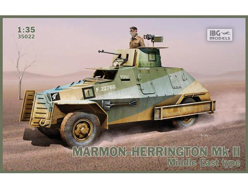 Marmon-Herrington Mk. II (Vista 1)