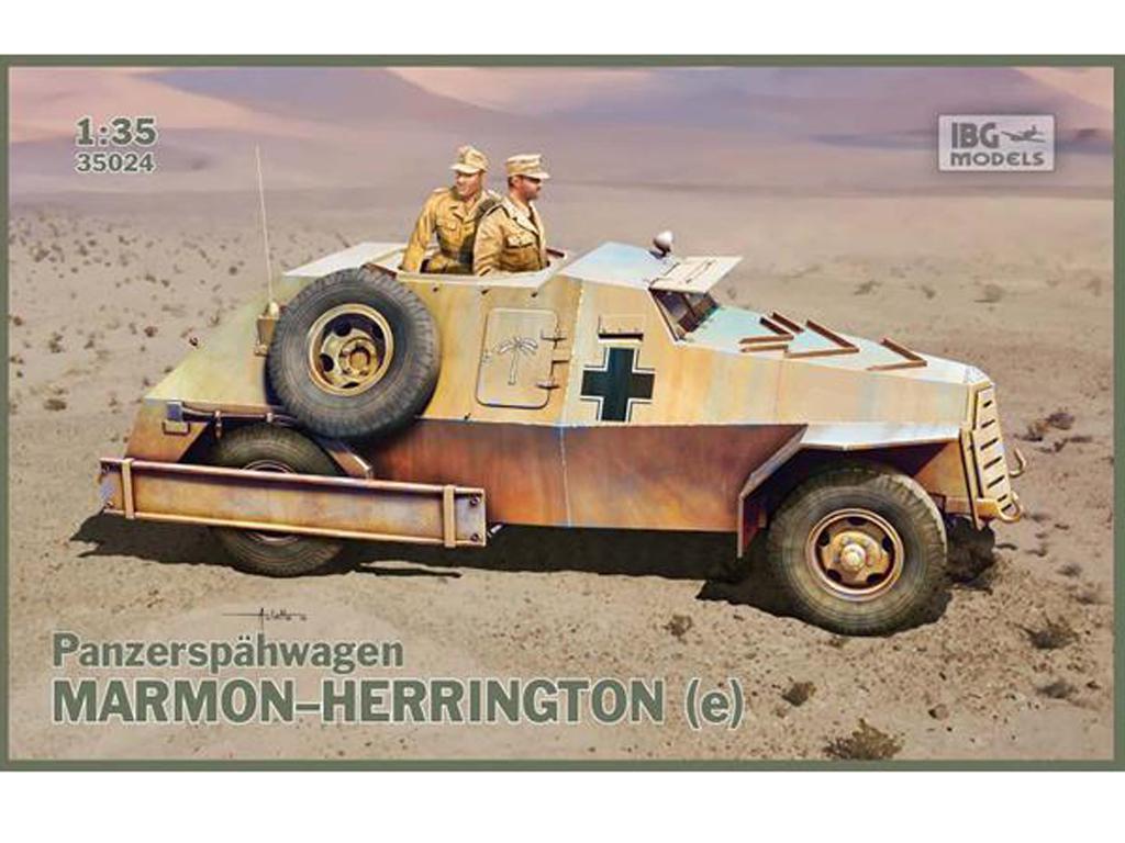 Panzespähwagen Marmon-Herrington (Vista 1)
