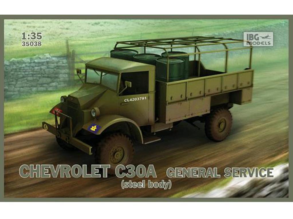 Chevrolet C30A General service (Vista 1)