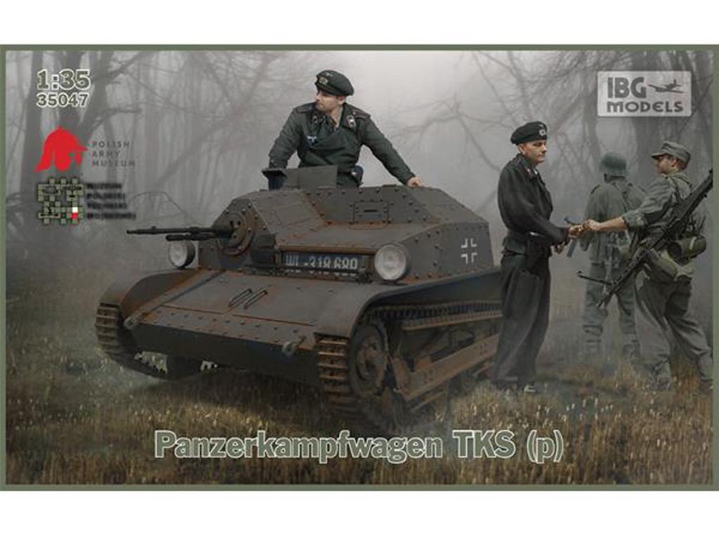 Panzerkampfwagen TKS  (Vista 1)