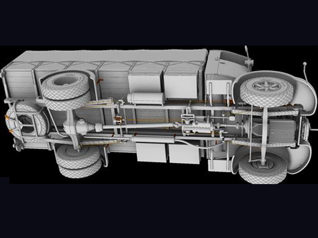 3Ro Italian Truck Cargo version (Vista 5)