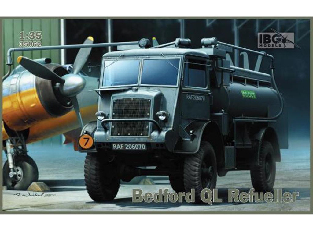 Bedford QL Refueller (Vista 1)