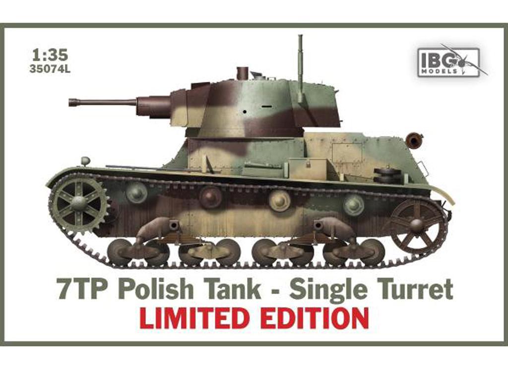 7TP Polish Tank (Vista 1)