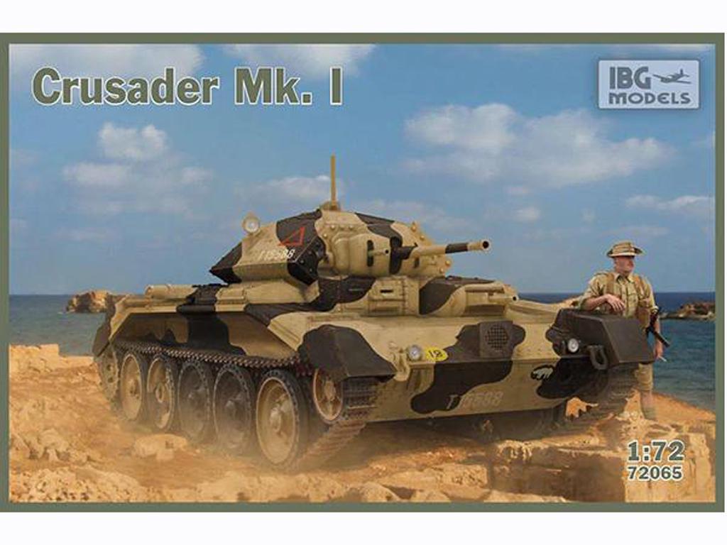 Crusader Mk. I (Vista 1)