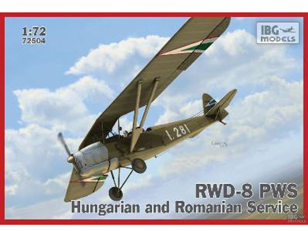 RWD-8  - 1941 (Vista 1)