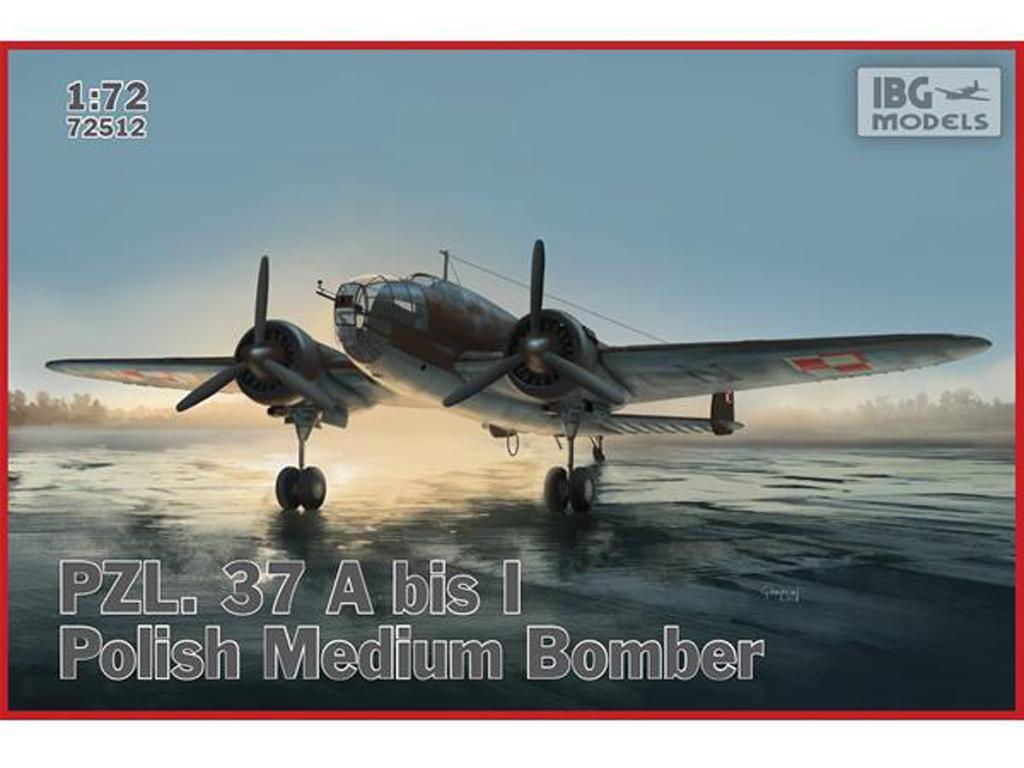 PZL. 37 A bis Los - Polish Bomber Plane (Vista 1)