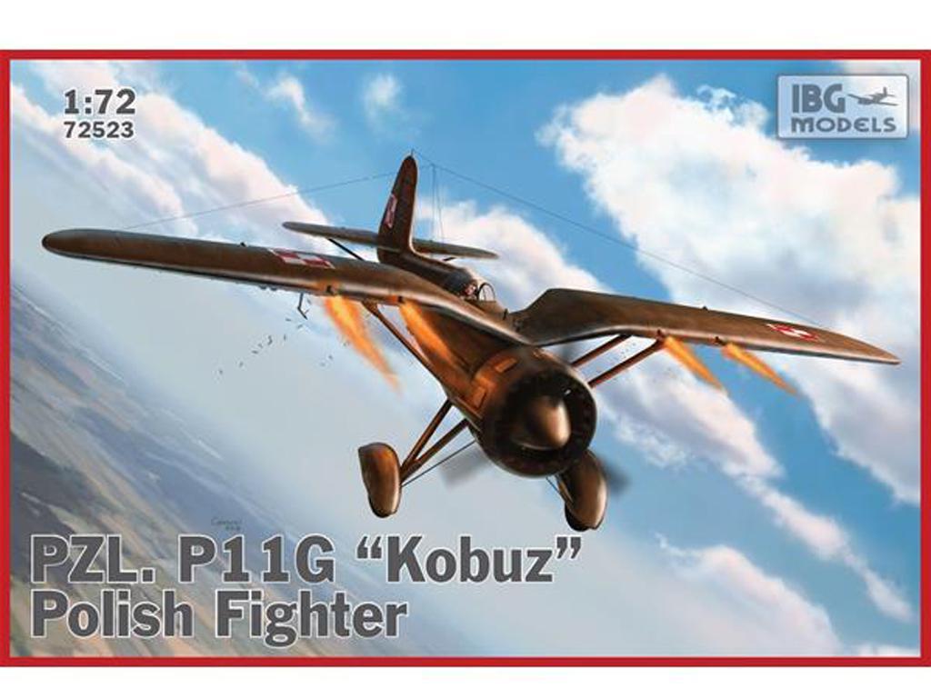 PZL P.11g