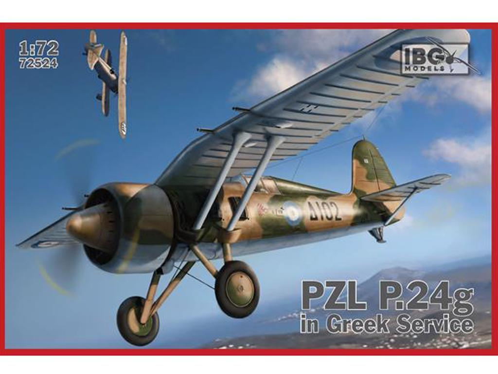 PZL P.24G - Greek Service (Vista 1)