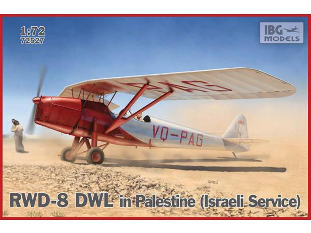 RWD-8 DWL in Palestine (Vista 1)