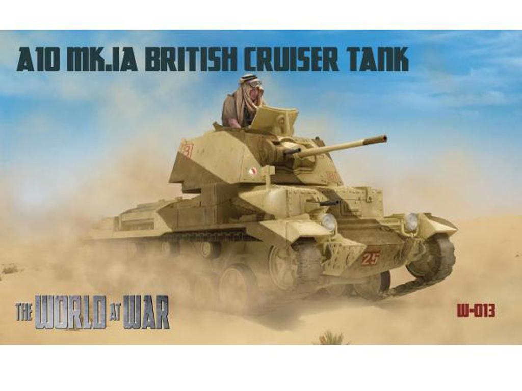 A10 Mk.Ia British Cruiser Tank (Vista 1)