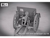 Skoda 100mm vz 14 Howitzer (Vista 7)
