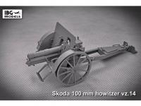Skoda 100mm vz 14 Howitzer (Vista 8)