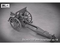 Skoda 100mm vz 14 Howitzer (Vista 9)