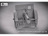 Skoda 100mm vz 14 Howitzer (Vista 10)