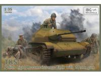 TKS Tankette with 20mm Gun (Vista 2)
