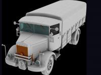 3Ro Italian Truck Cargo version (Vista 12)