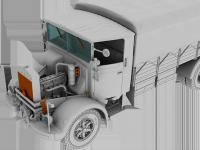 3Ro Italian Truck Cargo version (Vista 17)