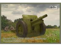 Wz Polaco. Obús de 14/19 100mm - Artilleria motorizada. (Vista 2)