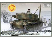 Bergepanzer III (Vista 2)