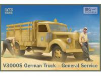 V3000S German Truck - General Service (Vista 2)