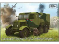 Scammell Pioneer R 100 Artillery Tractor (Vista 2)