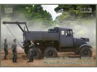 Scammell Pioneer SV/1S Heavy Breakdown Tractor (Vista 2)