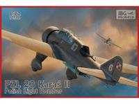 PZL.23 Karas II - Polish Light Bomber (Vista 2)
