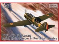 PZL.23 B Karas in Romanian Service (Vista 2)
