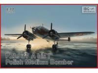 PZL. 37 A bis Los - Polish Bomber Plane (Vista 2)